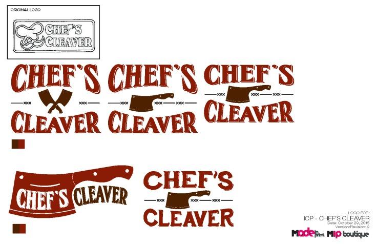 ICP Chefs Cleaver Logo V2